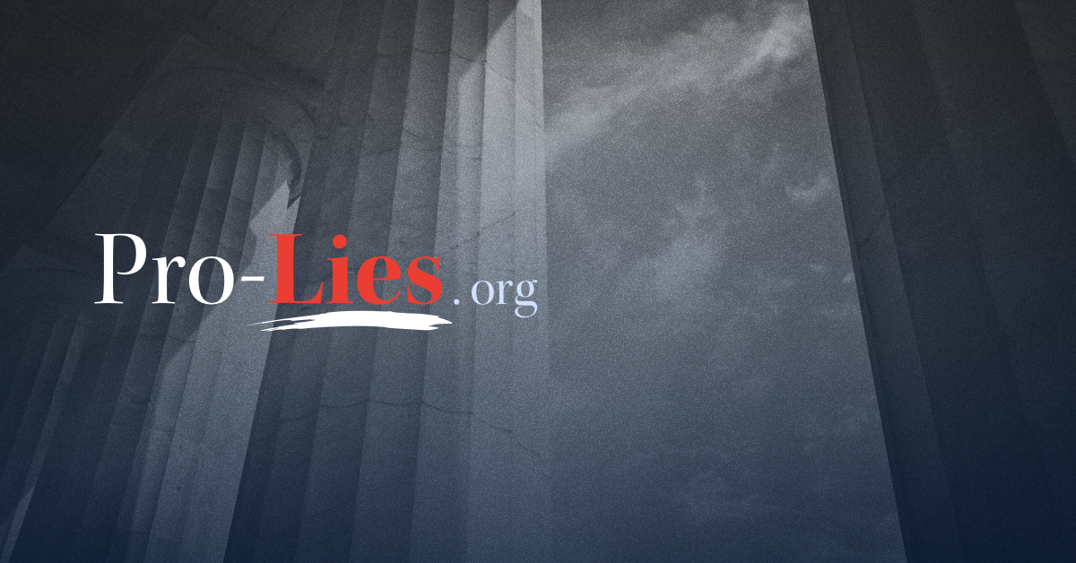 National Right To Life Committee - Pro-Lies org | Extreme